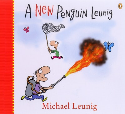 Book Cover: A New Penguin Leunig