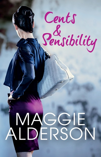 Book Cover:  Cents and Sensibility