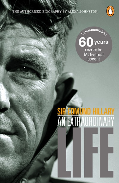 Book Cover:  Sir Edmund Hillary: An Extraordinary Life