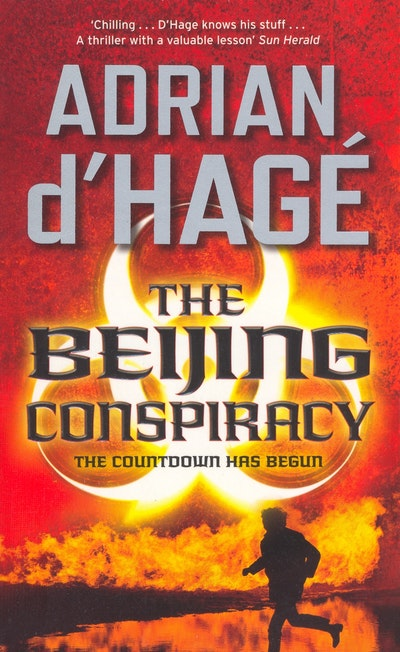 Book Cover: The Beijing Conspiracy