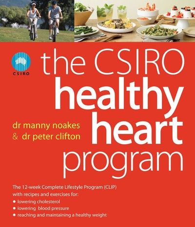 Book Cover:  Csiro Healthy Heart Program, The