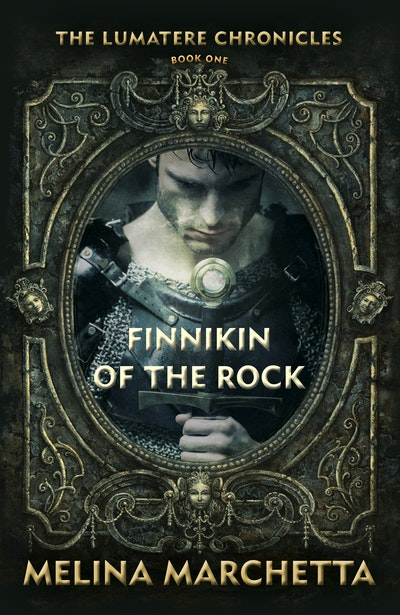 Book Cover:  Finnikin of the Rock