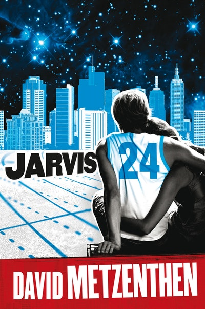 Book Cover:  Jarvis 24