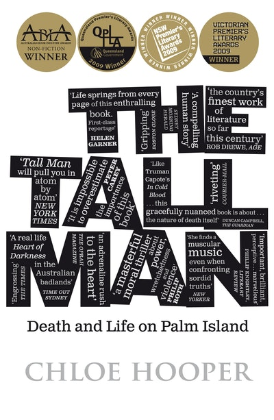 Book Cover: The Tall Man: Death and Life on Palm Island