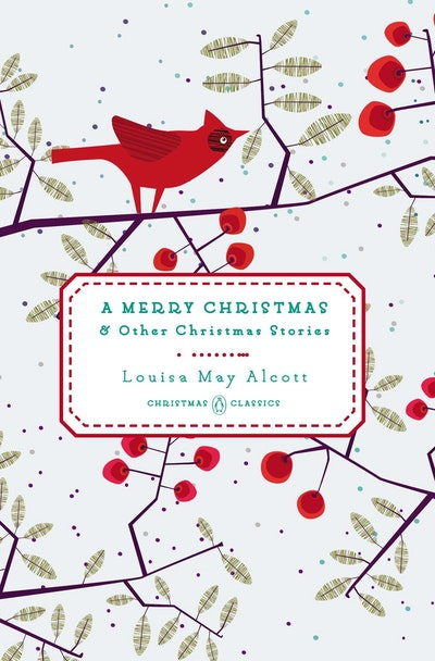 Book Cover: A Merry Christmas: And Other Christmas Stories: Penguin Christmas Classics