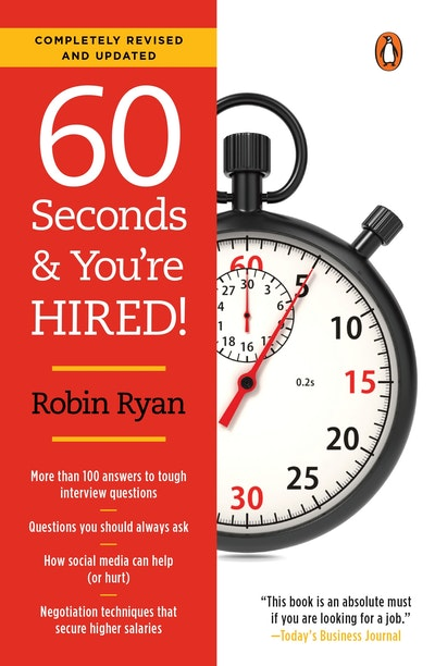 Book Cover:  60 Seconds And You're Hired!: Revised Edition