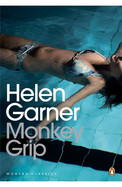 Book Cover:  Monkey Grip