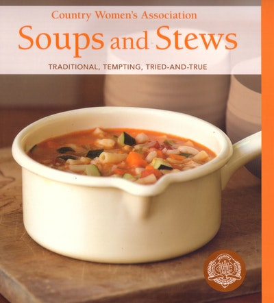 Book Cover:  Country Women's Association Soups and Stews