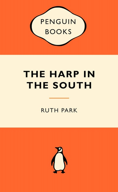 Book Cover:  Harp In The South: Popular Penguins, The