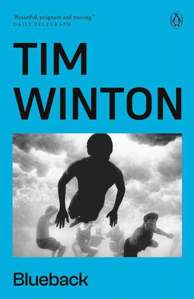 Book Cover:  Blueback