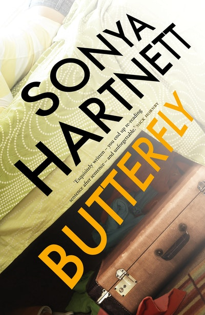 Book Cover:  Butterfly