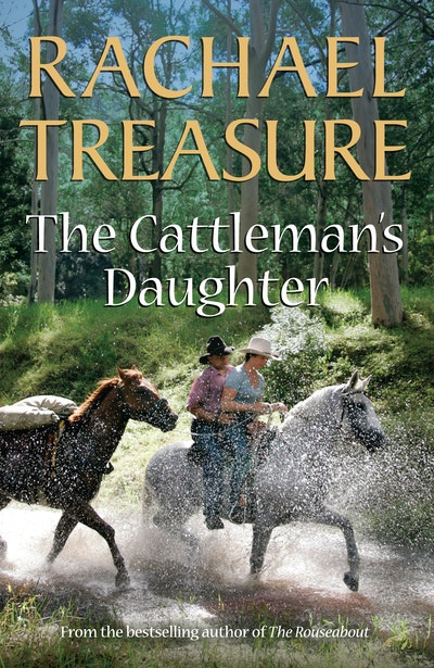 Book Cover: The Cattleman's Daughter