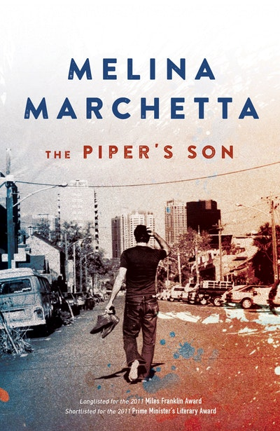Book Cover:  Piper's Son, The