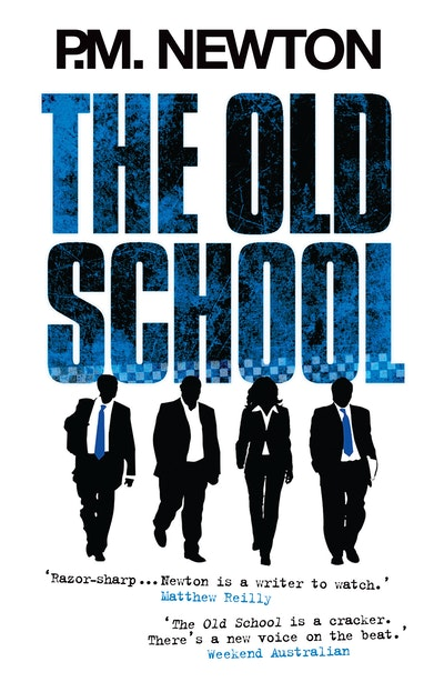 Book Cover: The Old School