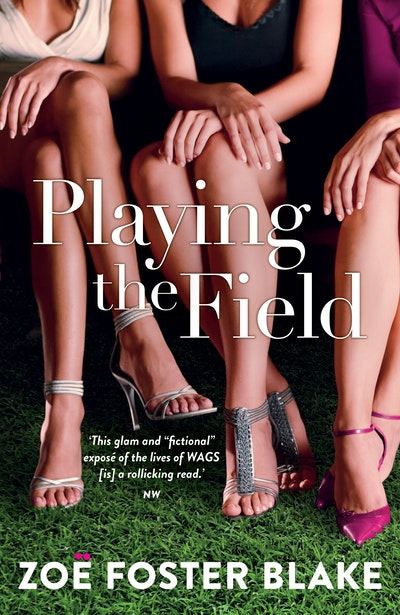 Book Cover:  Playing the Field