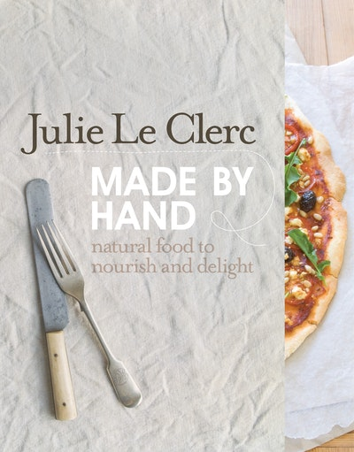 Book Cover:  Made by Hand