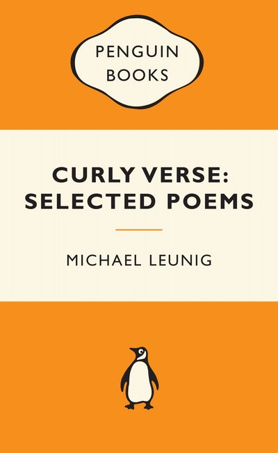 Book Cover:  Curly Verse: Selected Poems - Popular Penguins