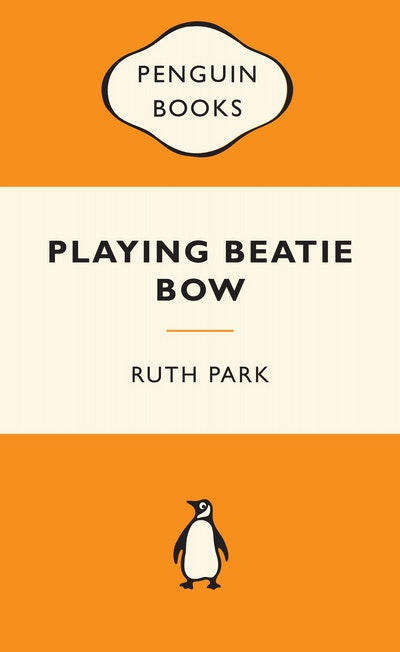 Book Cover:  Playing Beatie Bow: Popular Penguins