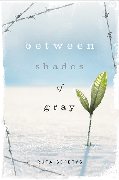 Book Cover:  Between Shades of Gray