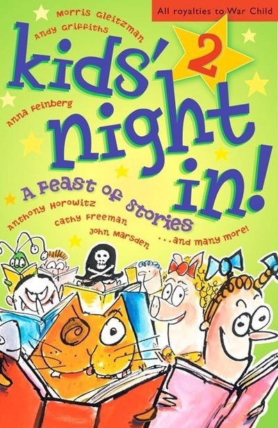 Book Cover:  Kids' Night In 2: A Feast of Stories