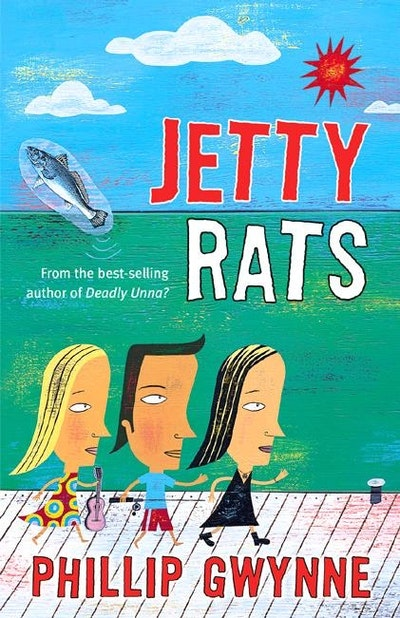 Book Cover:  Jetty Rats