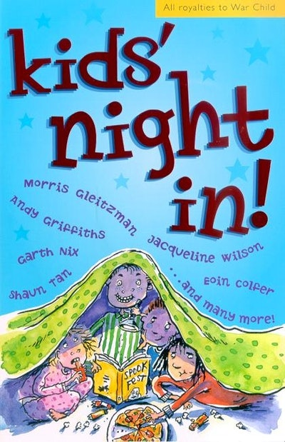Book Cover:  Kids' Night In: A Midnight Feast