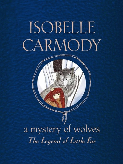 Book Cover: The Legend of Little Fur: A Mystery of Wolves