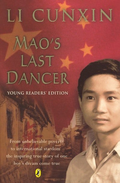 Book Cover:  Mao's Last Dancer: Young Readers Edition