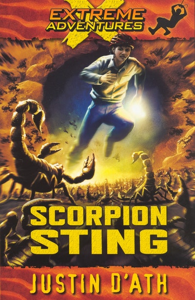 Scorpion Sting: Extreme Adventures