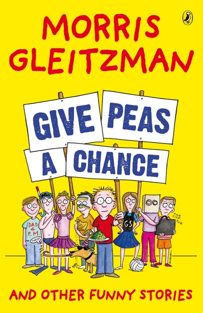 Book Cover:  Give Peas a Chance