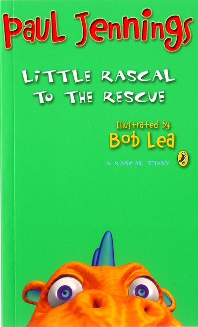 Book Cover:  Little Rascal to the Rescue