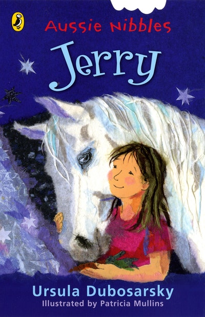 Book Cover:  Jerry: Aussie Nibbles