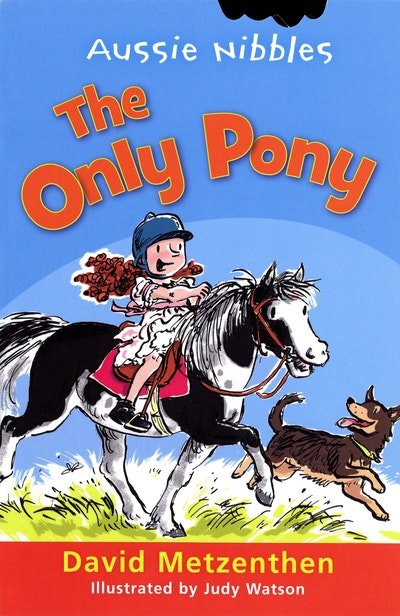 Book Cover: The Only Pony: Aussie Nibbles