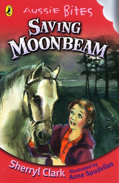 Book Cover:  Saving Moonbeam: Aussie Bites