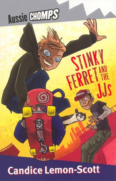 Stinky Ferret & the JJs: Aussie Chomps