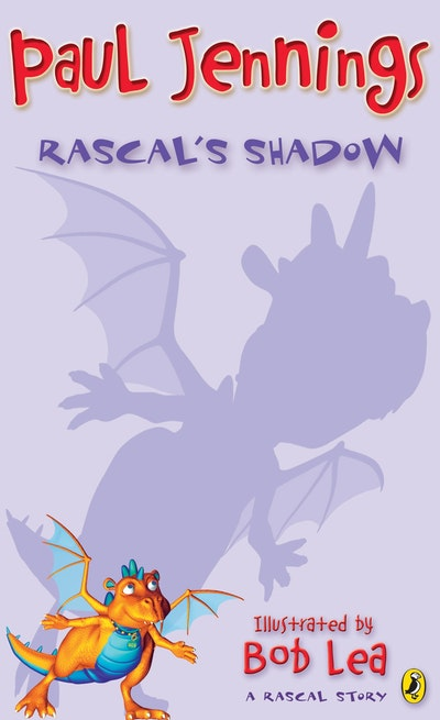 Book Cover:  Rascal's Shadow