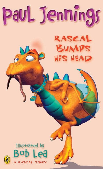 Book Cover:  Rascal Bumps His Head: A Rascal Story