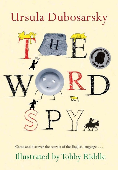 Book Cover:  Word Spy, The