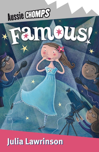 Book Cover:  Famous!: Aussie Chomps