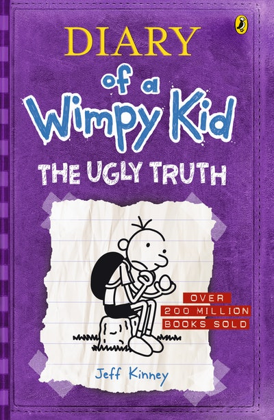 Book Cover: The Ugly Truth: Diary of a Wimpy Kid