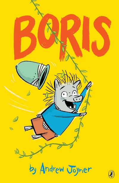 Book Cover:  Boris