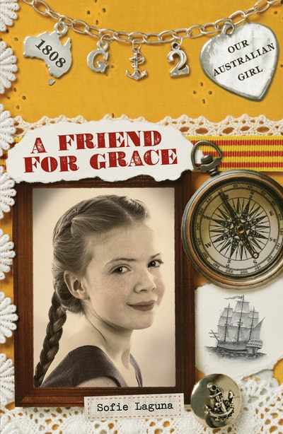 Book Cover:  Our Australian Girl: A Friend for Grace (Book 2)