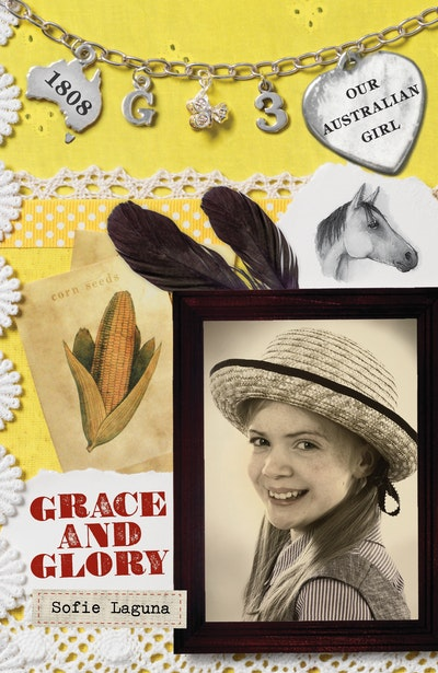 Book Cover:  Our Australian Girl: Grace and Glory (Book 3)