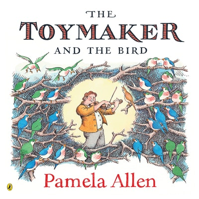 Book Cover: The Toymaker & the Bird