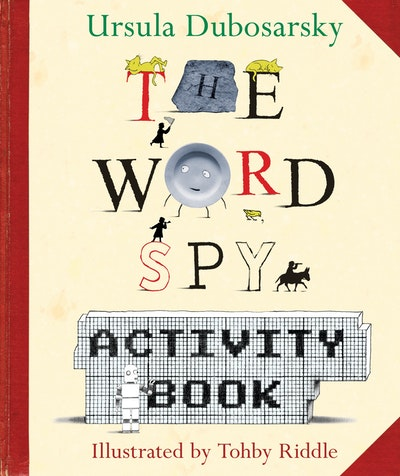 Book Cover:  Word Spy Activity Book, The