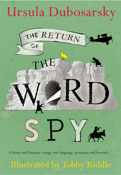 Book Cover:  Return of The Word Spy