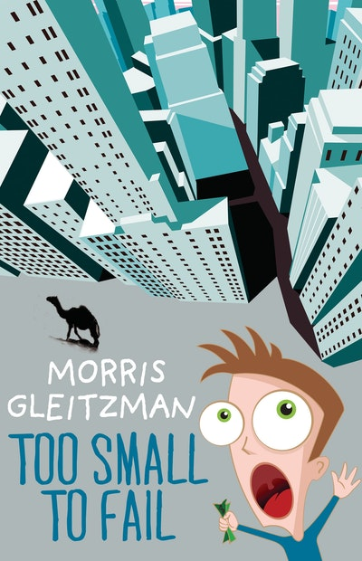 Book Cover:  Too Small to Fail