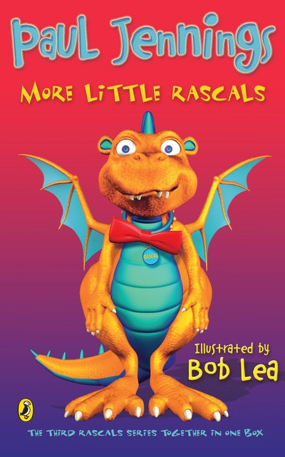 Book Cover:  More Little Rascals