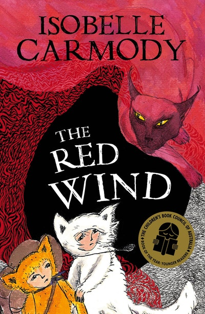 Book Cover: The Kingdom of the Lost Book 1: The Red Wind