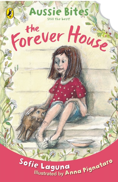 Book Cover: The Forever House: Aussie Bites